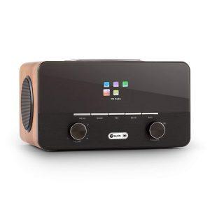 La radio internet wifi super équipée: Auna Connect 150WN