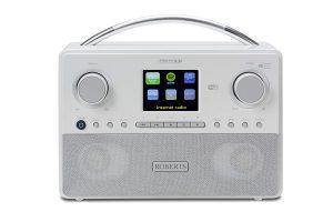 La radio internet wifi originale: Roberts Radio Stream 93i