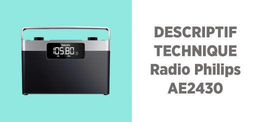 Que vaut la radio portable Philips AE2430 ?