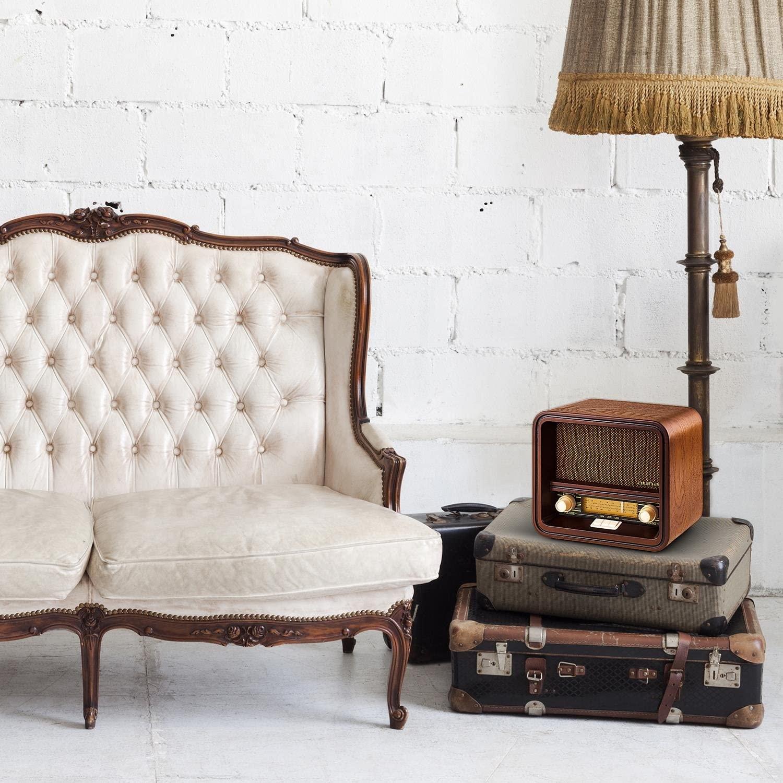 Ambiance Radio Vintage Auna 1901
