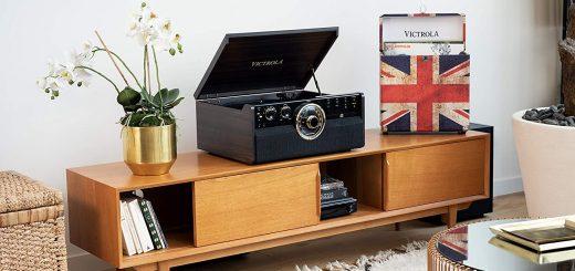 Ambiance radio vintage victrola