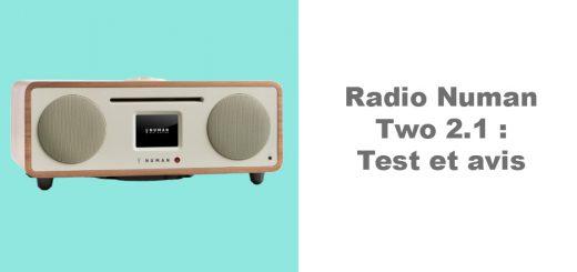 Numan Two 2.1 : notre test complet et avis