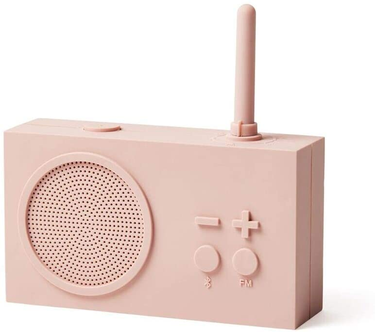 La radio vintage imperméable: Lexon TYKHO3