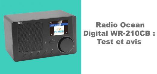 Ocean digital WR-210CB : notre test complet et avis