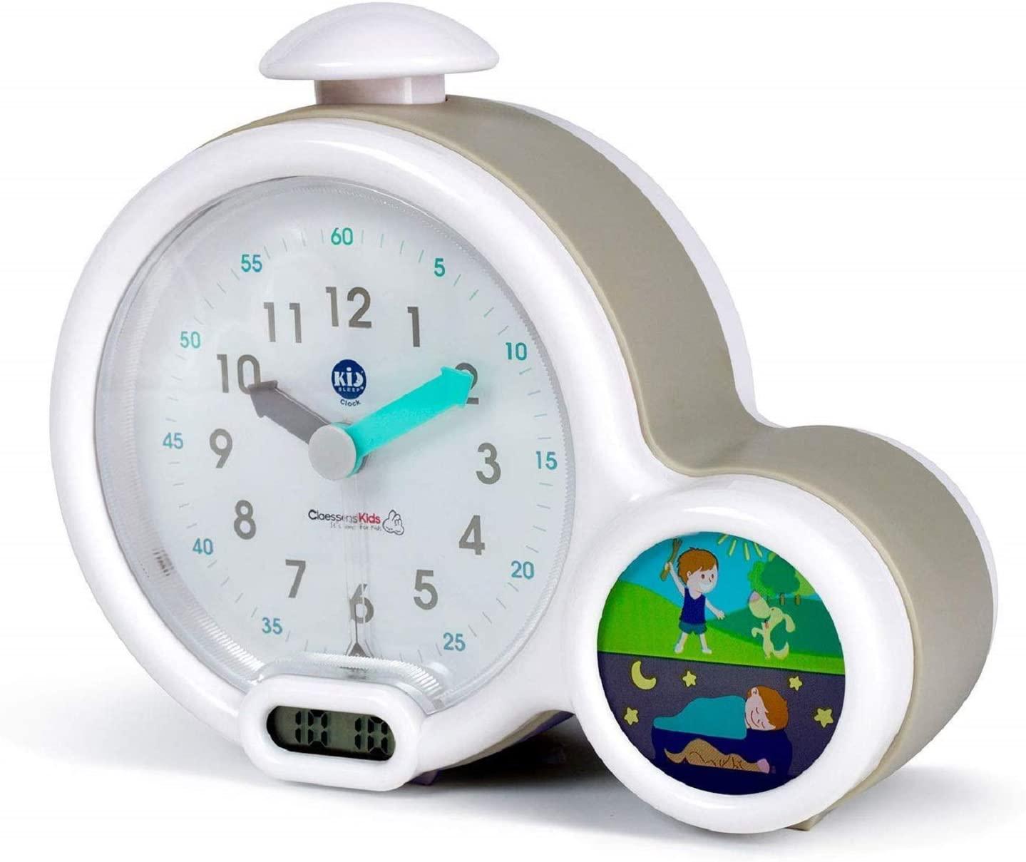 Le radio réveil enfant : Pabobo claessens kid clock
